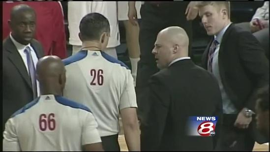 Busy summer for Maine Red Claws coach