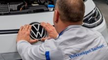 Volkswagen sees strong rebound after 'containing' COVID