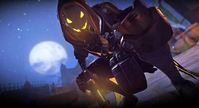 'Overwatch' celebrates Halloween with ghoulish Loot Boxes
