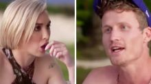 Alex Nation and Richie Strahan clash over their 'brutal' breakup