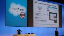 Salesforce.com in Advanced Talks to Buy Workplace Communication App Slack; Shares Down Over 5%