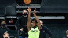 Anthony Edwards makes ROY push as Wolves visit Pistons