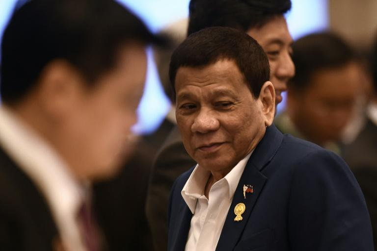 Duterte blasts 'idiot' critics as UN reviews Philippine drug war