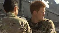 Prince Harry Arrives in Afghanistan for Secret Mission