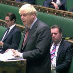 Boris Johnson has blamed coronavirus on the British people, for loving freedom too much