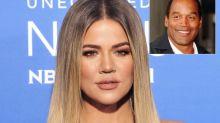 Khloe Kardashian slams trolls telling her to celebrate 'real dad' OJ Simpson 'coming home'