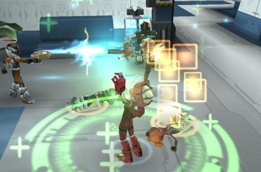 Apple releases Star Legends: The Blackstar Chronicles to the app store