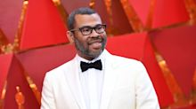 Jordan Peele Wears Deer Pin In Tribute To Symbolism In 'Get Out' At Oscars