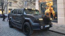Dartz Prombron Black Stallion, un SUV totalmente esagerato