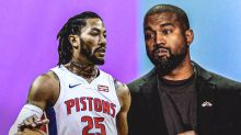 NBA news: Kanye West teases Yeezy collaboration with Derrick Rose