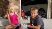 Little Boy Sees Color for the First Time