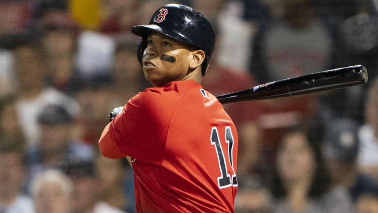 Rafael Devers is the first player to reach this milestone since Miguel Cabrera