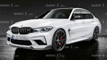 BMW M3 (2020): Rendering zeigt eine optische Entschärfung