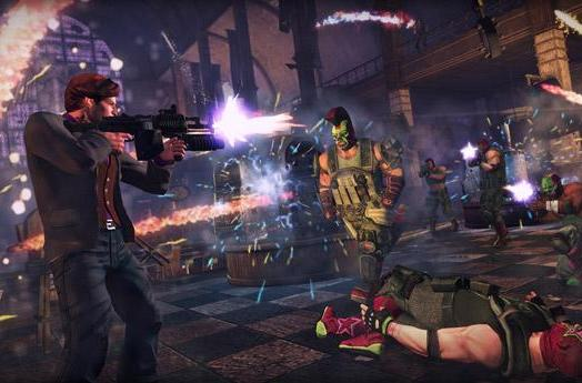 Saints Row: The Third now free for Xbox Live Gold subscribers