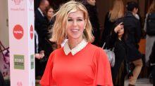 Kate Garraway returns to 'Good Morning Britain' in L.K.Bennett dress