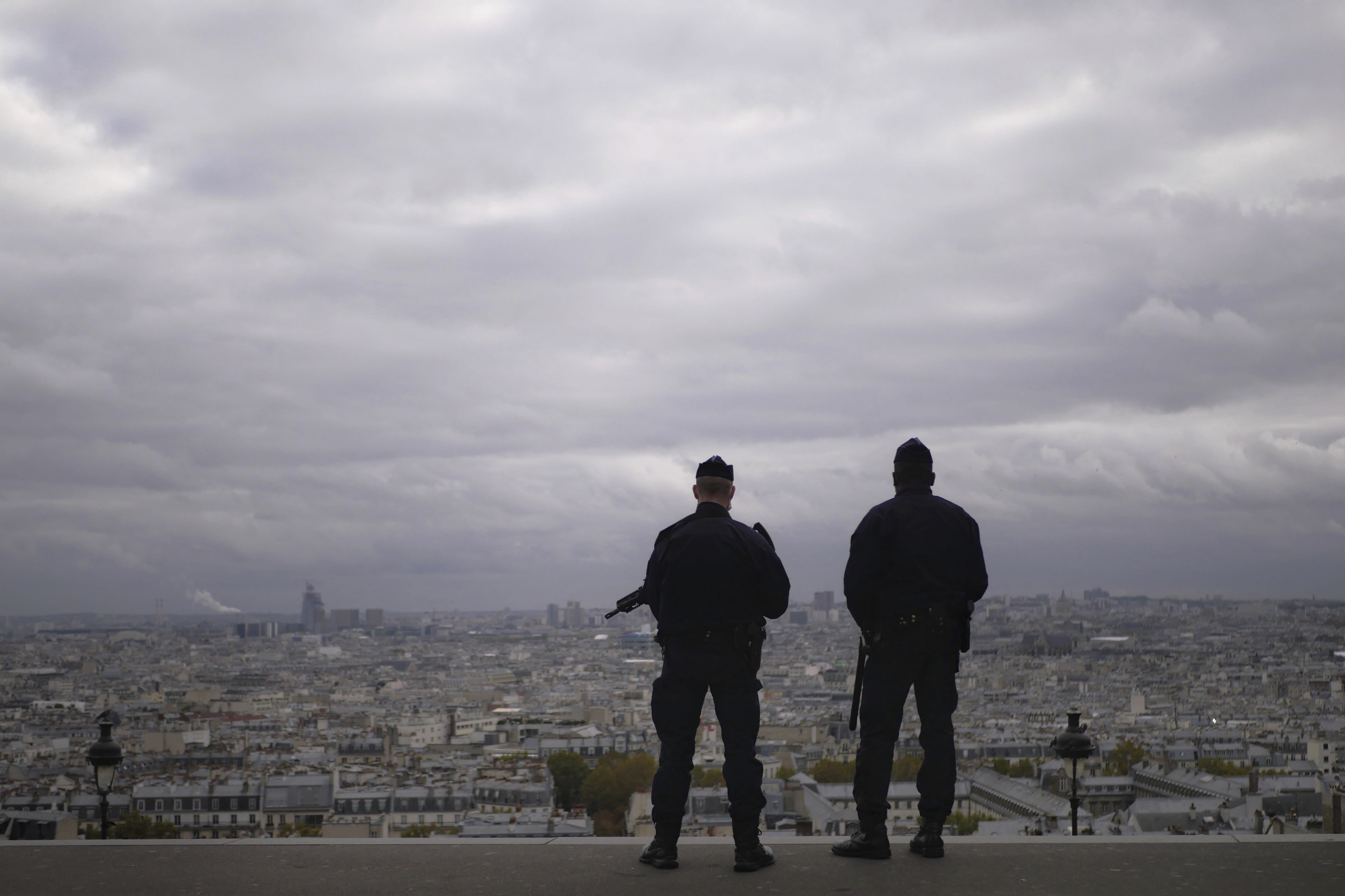 France fights hold of Islamist radicals with dragnets, laws