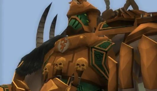 RuneScape shows you the making of an epic quest