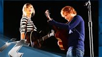 Taylor Swift & Ed Sheeran: On Tour and On Swift's Album Together