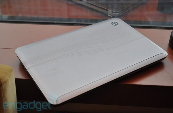 HP Pavilion line made over with metal casing, new AMD and Intel processors