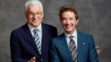 Steve Martin and Martin Short: 'We're past hosting the Oscars – you're just putting yourself out there to get drummed'