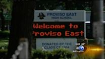 Proviso East brawl involving 300 students caught on video