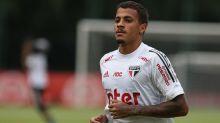 Diego comemora retiro do São Paulo em Cotia: 'Ótimas lembranças'