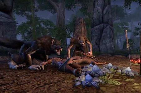 The Daily Grind: Are you making a vampire or werewolf in ESO?