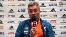 Dome lamenta 'desastre', mas já projeta sequência do Flamengo na Libertadores: 'São três pontos'