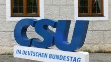 Unzufriedenheit in CSU mit Wahlkampf von Laschet