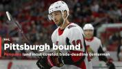 Untangling the web of trades that landed Derick Brassard in Pittsburgh