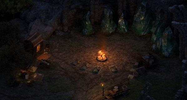Obsidian's Pillars of Eternity looks old, and that's good news