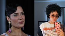 Spoiler: Halsey's new curly hair is not a wig (honestly, who knew?)
