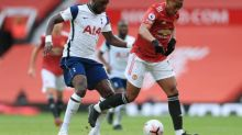 Foot - ANG - MU - Manchester United : Anthony Martial expulsé