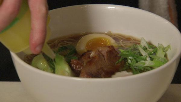 Ramen, from Tokyo to Chicago with Chef Takashi Yagihashi of Slurping Turtle