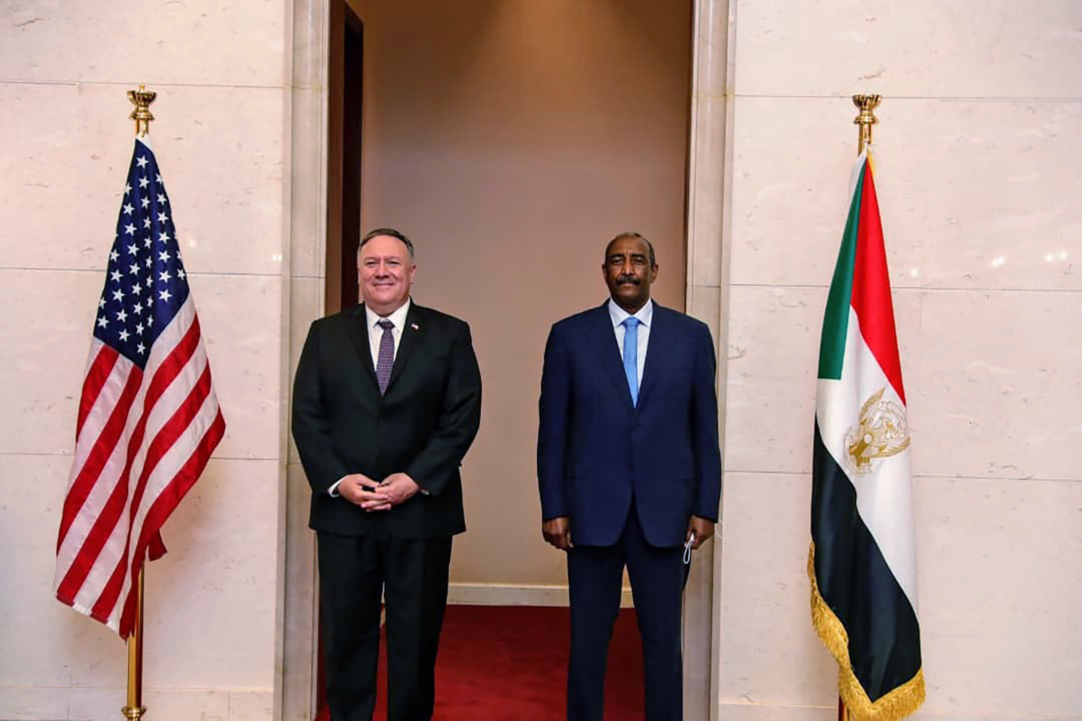 Trump moves to end Sudan terror listing amid Israel ties push
