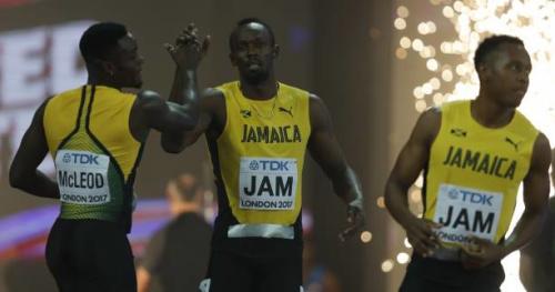 Athlé - ChM - Usain Bolt s'est-il blessé parce qu'il dû attendre dans le froid avant le 4x100 m ?