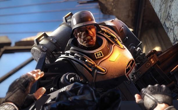 Wolfenstein: The New Order review: Nein out of ten
