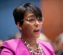 Atlanta Mayor Keisha Lance Bottoms announces she won't run for a second term