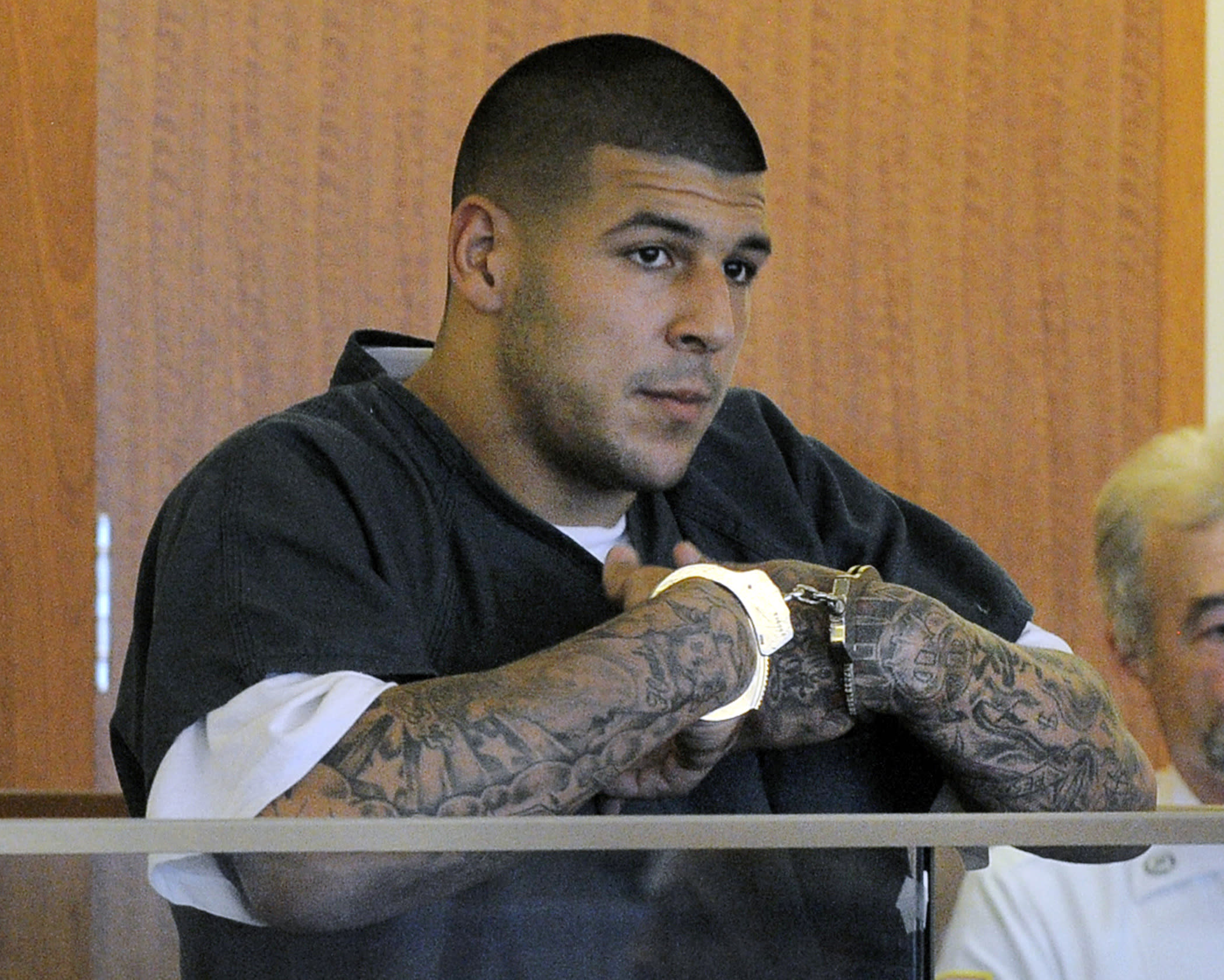 Aaron hernandez was cut by the new england patriots after he was - Aaron Hernandez Was Cut By The New England Patriots After He Was