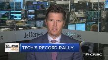 Multiple aspects to the tech sector rally, says analyst