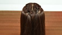 Hairstyle Tutorial: Double Dutch Braid Hairstyle
