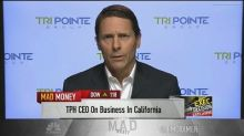 Homebuilding CEO says 'California is really in a housing ...