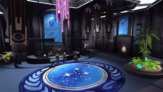 Star Trek Online updates Klingon War episodes