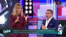 ¡Alba Carrillo colaboradora de 'Sálvame'!