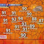 Lelan's morning forecast: Thursday, July 9, 2020