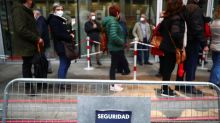 Slow vaccine rollouts biggest risk to euro zone economy: Reuters poll