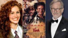 Haciendo justicia al mal rollo entre Steven Spielberg y Julia Roberts en el set de 'Hook (El capitán Garfio)'