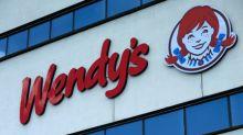 Wendy's surprise same-restaurant sales drop burn shares