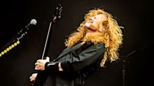 Megadeth Cancels Tour Following Dave Mustaine's Cancer Diagnosis