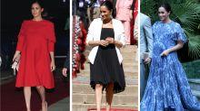 Diese Outfits trug Herzogin Meghan bei ihrem Besuch in Marokko